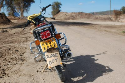 The Motorcycle Taxi: Africa's 21st Century Version Of The Horse