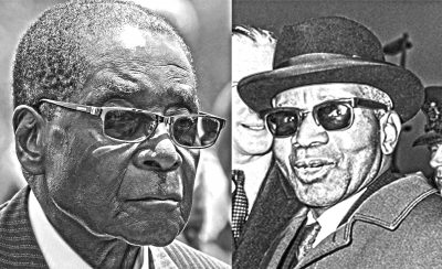 Mugabe In The League Of Extraordinary Old Gentlemen: Will He Equal Malawi's Kamuzu Banda?