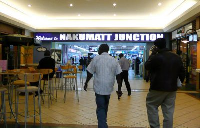 Retail Floor Space Surges In African Cities, But The Informal Market Is Still Key