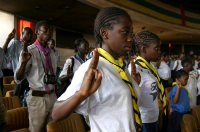 Boys, Girls And HIV In Africa: Knowledge Is Power (But Not Always)