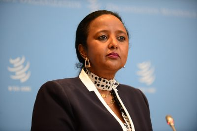 Kenya's Amina Complains of 'Tribalism' At The AU, But Francophone 'Dominance' Goes Down To Africa's Borders