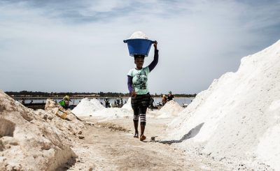 These Senegalese Women Are Fighting And Winning The Battle Against A Major But Unusual Climate Change Threat - Salt