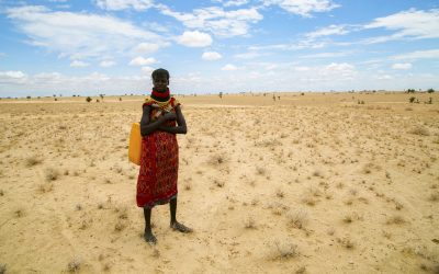 The Worst Drought In Living Memory: Drying Out And Dying Out In Kenya's Turkana
