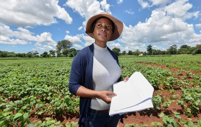They Have The Tech In Their Hands: The Farming Revolution In Africa Will Begin With Giving Youth A Voice