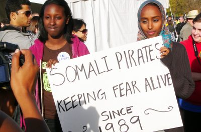East African Piracy Escalates Sharply, Jumping To 54 In 2017 - Up From 27 In 2016
