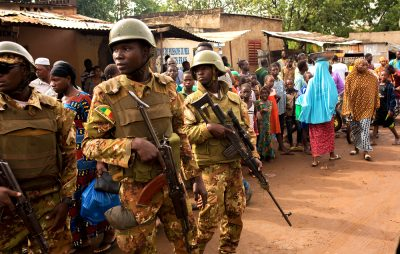 Mali's Spoilers: Fighting Among Armed Groups Intensifies, Leaving Hundreds Dead, Thousands Displaced