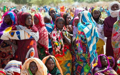 With Over 10 Million Still Needing Assistance Every Day, The 'Forgotten' Lake Chad Crisis Gets A Shot In The Arm