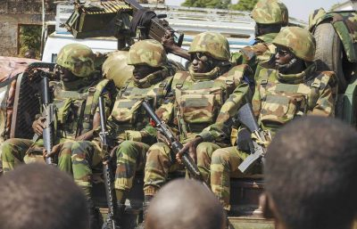 The January 7 Coup Bid In Gabon Surprised Everyone. Why Forecasts, And The Plot, Failed
