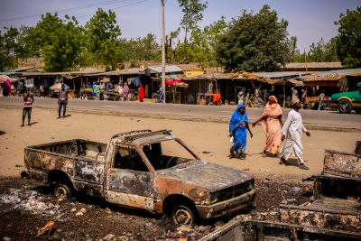 New Term, Old Problems For Nigeria's Buhari: Boko Haram Advances And Violence All Around