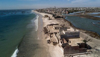 West Africa's Coast Is Losing Over $3.8 Billion A Year To Erosion, Flooding And Pollution