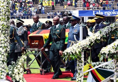 Robert Mugabe's Real Legacy Is The Hunger And Poverty Of His People. What Will Zimbabwe Be By 2040?